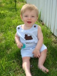 Custom Baby Clothes