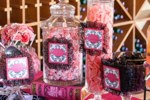 Pink Candy Buffett