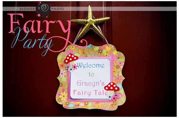 fairy tale party