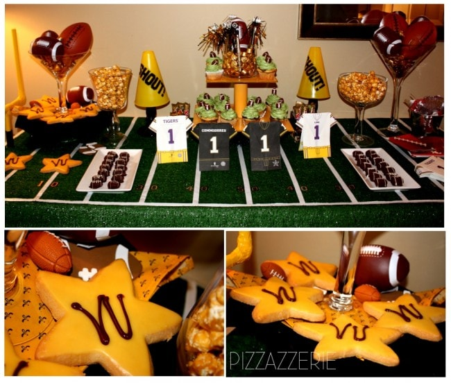 Football Tailgate Party Tips   Pizzazzerie