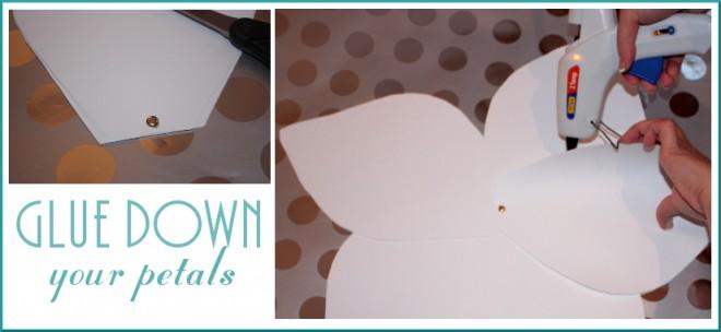 поделки бумажные цветы