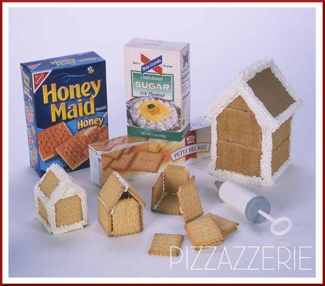 Mini Gingerbread House Diy: How To Make Gingerbread Houses